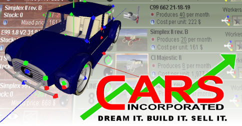 Cars Incorporated logo